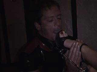 Me Worshipping Mistress Sophie At A Party - Part 1