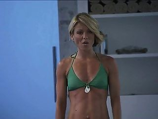 Kelly Ripa - Wet Bikini