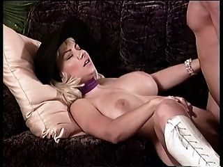 Big Tits Chick In A Hat Gets Her Pussy Pounded