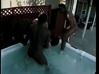 3 In The Jacuzzi