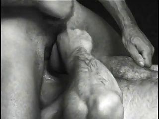 Randy Hunky Stud Waxing Butt