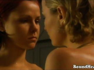 Betrayed Innocence - Lasbian Slavery Movie