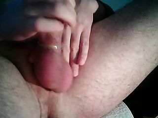 Me With Cockring, Uncut Cock