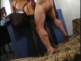 Couple Fucks And Plays With Dildo