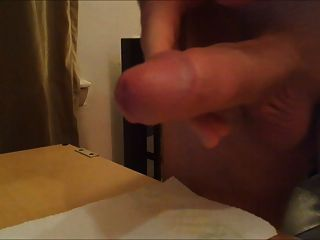 Nyc Jerkoff With Slow Motion Cum