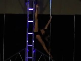 So You Think You Are A Pole Dancer Try This