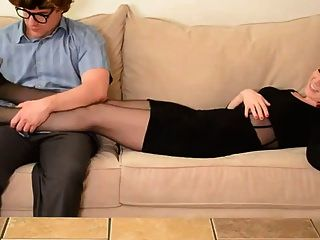 Hot Lady And Dream Feet