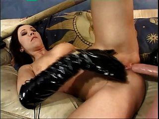 Dildo Fucking Tramp Gets Sex Toy Dp