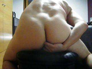 Selffuck With Cum In My Ass
