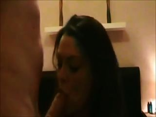 Wife Masturbates Then Gets Fucked