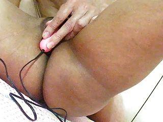 Honey Dildo Fucks And Gets Pussy Licked