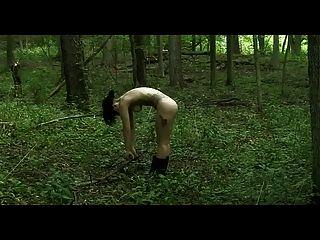 Lady Gaga Nude Yoga