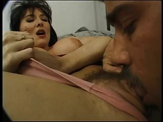 Nympho Brunette Enjoys Being Fucked In Ass
