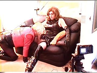 Alison Thighbootboy And Stephanie Swallows