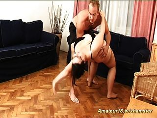 Extreme Fat Contortionist