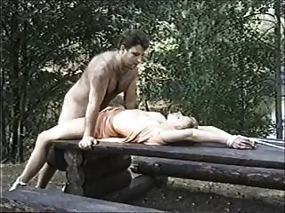Swedish Erotic Bondage In The Forest
