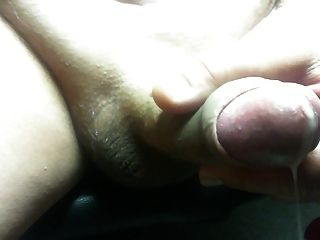 66 Yr Old Grandpa Plays With His Penis To Make It Cum #34