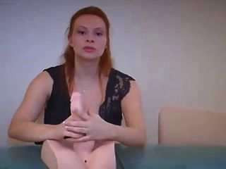 T2 blowjob lessons with cute blonde - 3 5