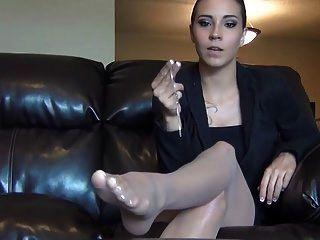 New Sasha Feet Pov