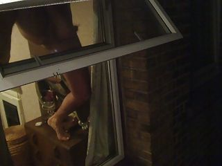 Window Wank Number 3, Risky!