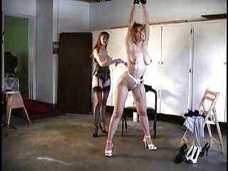 Bondage Strapon Orgasm