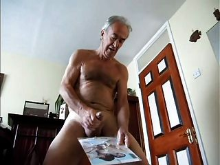 Guy On Naked Women Jerking Spurt Cum