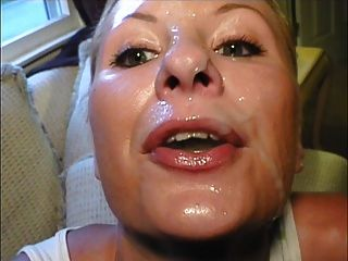 Kelly The Cum Slut 9 Big Load Blowjob