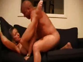Girl With Big Tits Getting Fucked With Bbc - 724adult Com