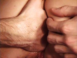 Nasty Pierced Milf Ass Fisting