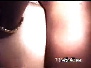 Legs Stretched Wide And Black Cock Bareback