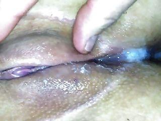 Quick Creampie Upclose!