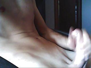 Cum On Belly