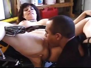 Hot Fuck #220 Busty Mature Biker Slut