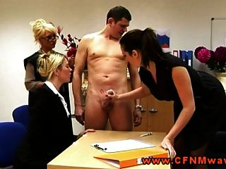 Femdoms Dominating And Teasing
