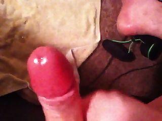Uncut Cock (no Hands Cum)