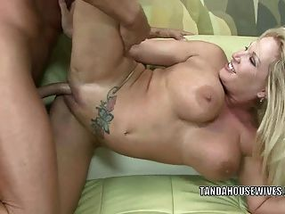 Busty Milf Rachel Love Gets Her Pussy Filled With Cum