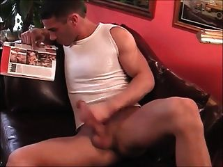 Perfec Straight Dude Solo Jerkoff