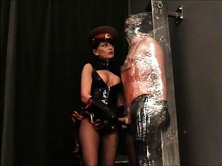 Wrapped For Milking