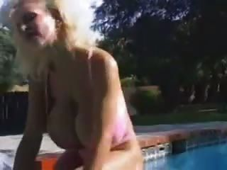 Busty Dusty Having Fun In The Jacuzzi Pt 1