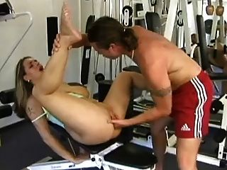 Anal In The Gym (sid69)