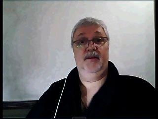 Argentinean Grandpa On Webcam