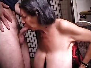 Bbw Granny With Massive Tits Gets Fucking