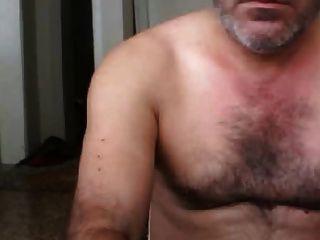 Masturbating Turkey-turkish Bear Kemal Big Thick Dick