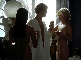 Laura Gemser, Karin Schuber - Oil Massage