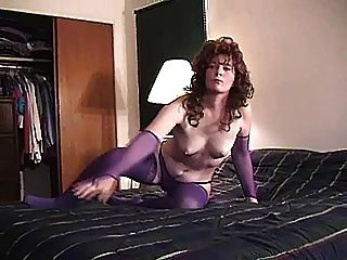 Homemade Amateur Stockings Models