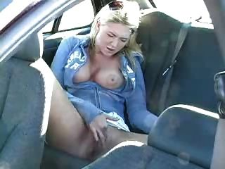 A Quick One In Car