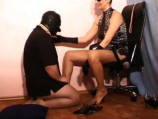Footstool Basic Training Part2