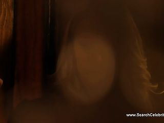 Sadie Katz And Roxanne Pallett Nude - Wrong Turn 6