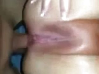 Anal Makes Her Squirt