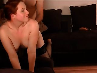 Hot Redhead Hipster Girl Fucked From Behind